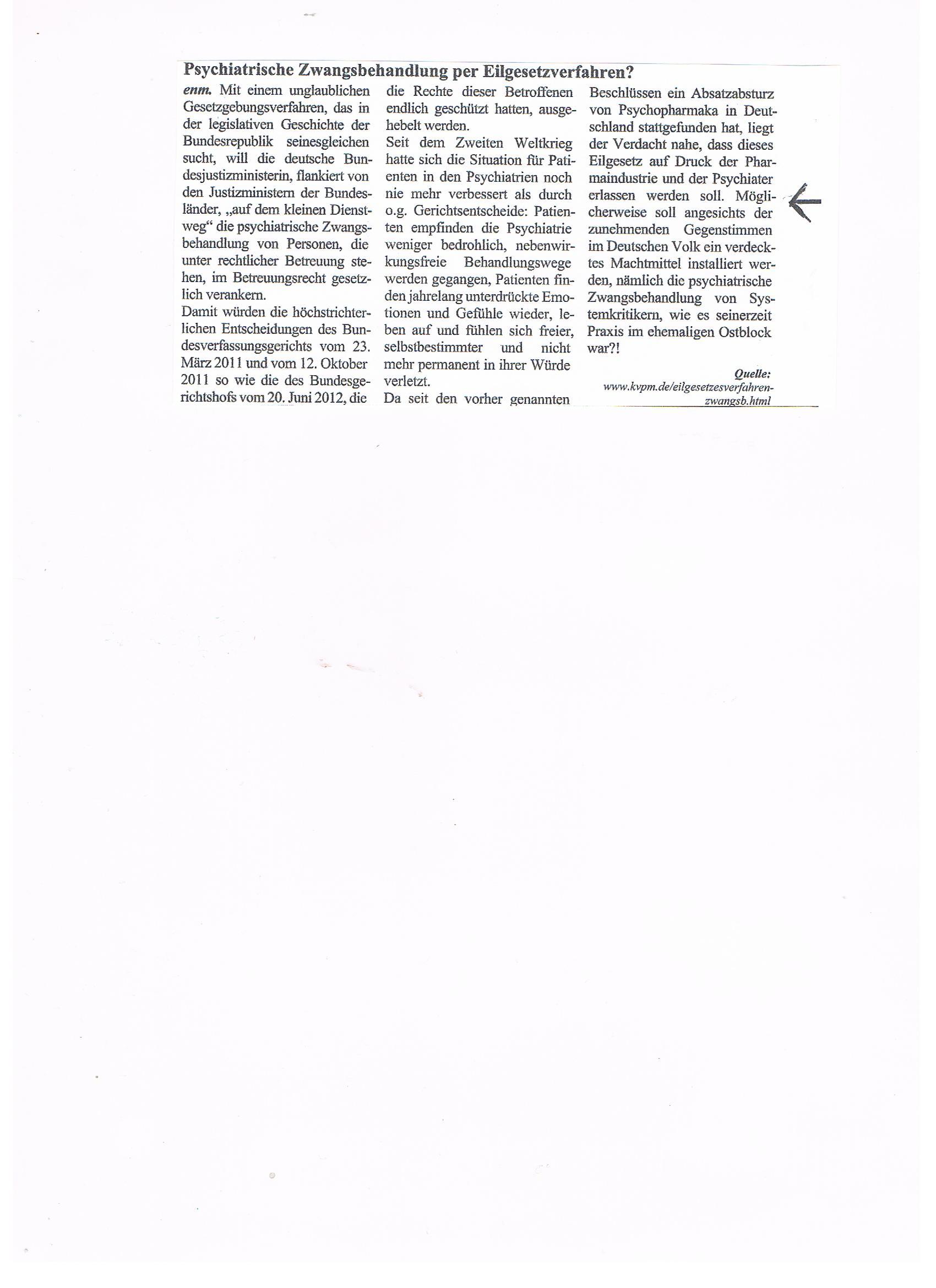 Stimme und Gegenstimme 55-12