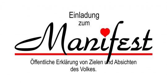Einladung zum Manifest